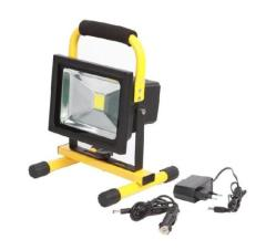 Rechargeable 10W COB Led Flood Light 100-265V Output DC 8.4V
