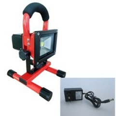 20W Rechargeable COB Led Floodlight Output DC 12.6V IP65