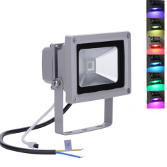 30W RGB LED Floodlight IP65 With Remote Controller