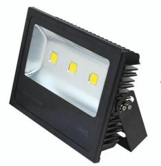 3 COB 150W LED Flood Light IP65 238*185*80mm Aluminium Housing