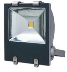 80W Aluminium COB Led Floodlight IP65 295*280*95mm