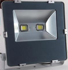 120W Aluminium COB Led Floodlight IP65 350*340*115mm