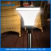 cixi landsign plastic+stainless steel led cube light solar light