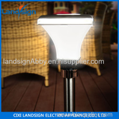 ningbo supplier cixi landsign solar lawn led energy lamps outdoor lighting
