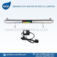 esterilizador UV osmose inversa
