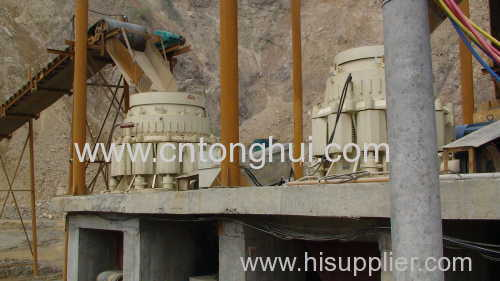 high efficent cone crusher