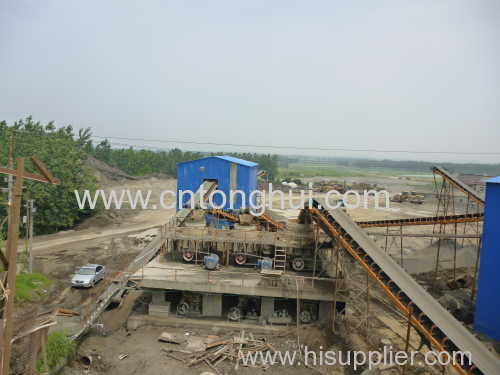 tonghui whole crushing plant