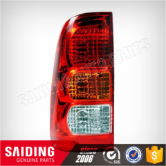 Auto Accessories Rear Taillight For Toyota Hilux China Manufacturer