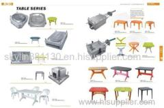 plastic dinning coffee table mould