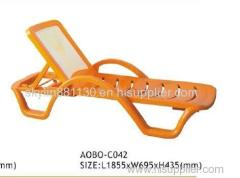 plastic beach chair mould