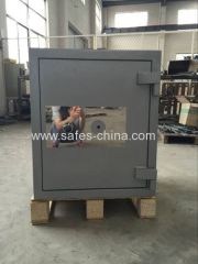 Heavy duty fireproof &burglary commercial home safes with concrete1 hour fire rating