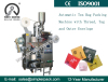 Automatic Tea bag Packing Machine with Threada & Tag & Outer Envelope Made in China Direct Factory Health Tea Packaging