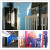 Powder Coating Line For The Fence