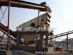 Sand vibrating screen/linear vibrating screen/vibrating screen price