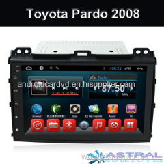 Toyota Pardo 2008 In Car Tv Dvd Stereo Players Professional Manufacturer