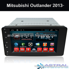 In Car Video Players for Mit subishi Outlander 2013 2014 Quad Core Android Factory
