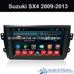 Supplier Manufacture Suzuki SX4 Car Stereo Dvd Player 2009 10 11 12 2013