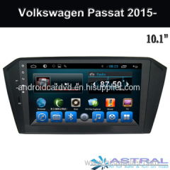 VolksWagen Dvd Player Android Car Stereo Entertainment System Passat 2015 2016