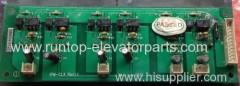 KONE elevator parts LCD indicator KM1368843G02
