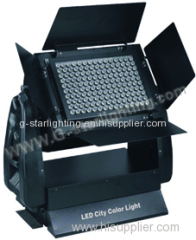 High Power LED City Color /DMX City color outdoor lights/ led wall wash light