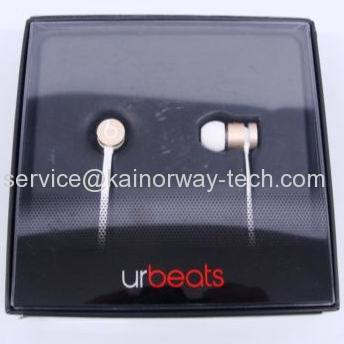 New UrBeats2 by Dr.Dre Wired In-Ear Earphones Earbuds Special Gold Edition