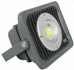 50W COB Led Floodlight Aluminium IP65 AC100-265V