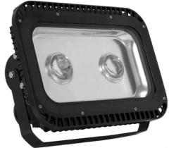 2 COB Aluminium 100W LED Flood Light IP65 AC100-265V