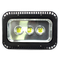 Aluminum 3 COB 150W Outside Led Floodlight