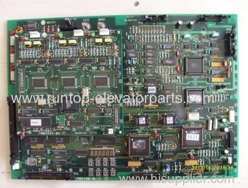 LG elevator parts main board Main COMM