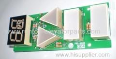 Sigma elevator parts PCB PHI-500B