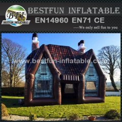 Vintage inflatable pub tent