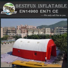 Popular inflatable car garage tent for outdoor