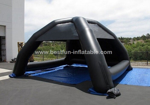 Logo printing inflatable dome tent for event