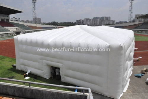 OEM durable pvc inflatable event tent