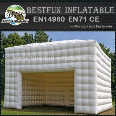 Mobile Automatic inflatable portable car spray booth tent