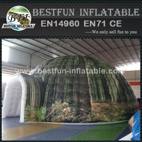 Airtight Tent For Outdoor Activity Or Event