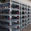 Galvanized wire mesh baskets cage