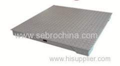 electronic weighing floor scale/ platform scale