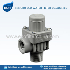 water pressure regulating valve