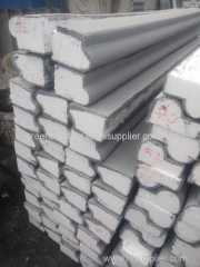 exterior decorative foam molding