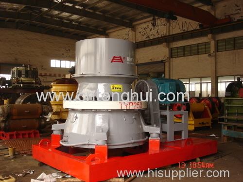 cone crusher from haiyan tonghui
