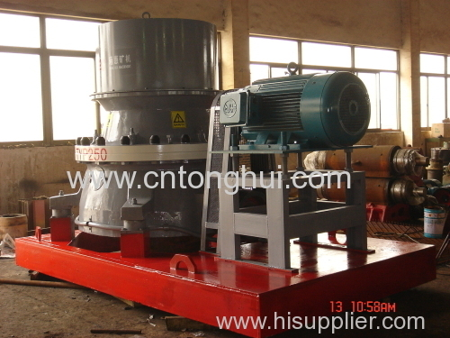 high capacity cone crusher for sale
