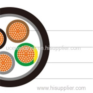 H07RN8-F 450/750V Harmonized Rubber Cables