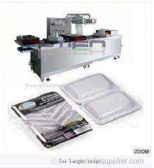 New china products sea food thermoforming packaging machine