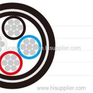 P1 Or P1/P8 RFOU/TFOU 0.6/1KV NEK606 Cable
