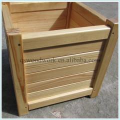 Wood planter wooden planter garden planter pots planter flower box garden box flower pot garden pot planter pot