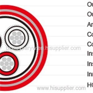 P30 RFOU-HCF / TFOU-HCF 6/10(12) KV NEK606 Cable