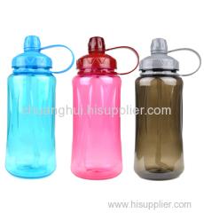 2016 vendite calde bottiglia di plastica potabile