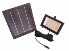 6V 4W Solar Panel 60SMD Lamp DC 3V IP65