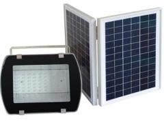 Solar Panel 16V 20W with 108LED Floodlight IP65 11.1V 8000mAh Li-ion